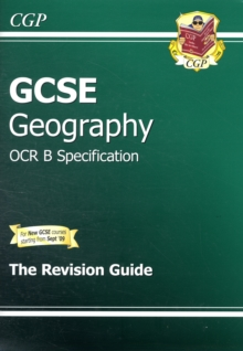 GCSE Geography OCR B Revision Guide (A*-G Course), Paperback