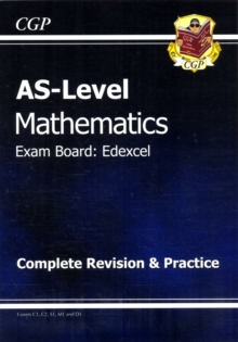 AS-Level Maths Edexcel Complete Revision & Practice, Paperback