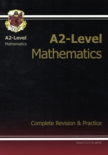 A2-level Maths Revision Guide, Paperback