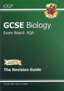 GCSE Biology AQA Revision Guide (with Online Edition) (A*-G Course), Paperback