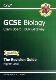GCSE Biology OCR Gateway Revision Guide (with Online Edition) (A*-G Course) : Higher Revision Guide, Paperback