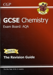 GCSE Chemistry AQA Revision Guide (with Online Edition) (A*-G Course), Paperback
