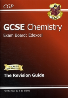GCSE Chemistry Edexcel Revision Guide (with Online Edition) (A*-G Course) : The Revision Guide, Paperback
