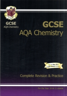 GCSE Chemistry AQA Complete Revision & Practice (A*-G Course), Paperback