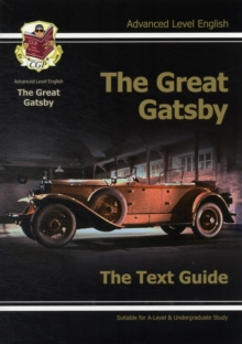 A Level English Text Guide - The Great Gatsby, Paperback
