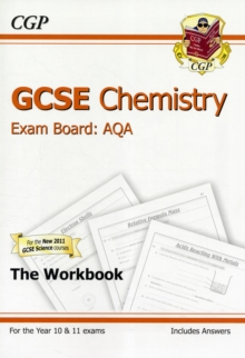 GCSE Chemistry AQA Workbook Incl Answers - Higher (A*-G Course), Paperback