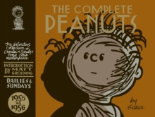 The Complete Peanuts 1955-1956 : Volume 3, Hardback
