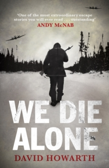 We Die Alone, Paperback