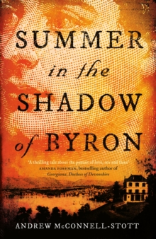 Summer in the Shadow of Byron, Paperback