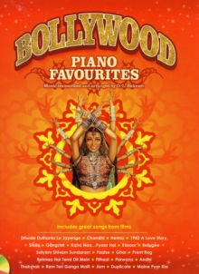 BOLLYWOOD PIANO FAVOURITES, Paperback