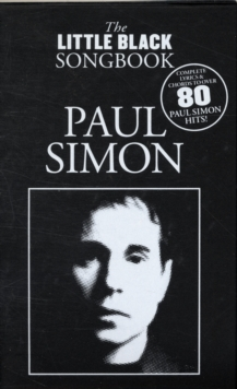 Paul Simon : The Little Black Songbook, Mixed media product