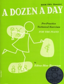 A Dozen A Day : Book and CD Elementary Bk. 2, Paperback Book