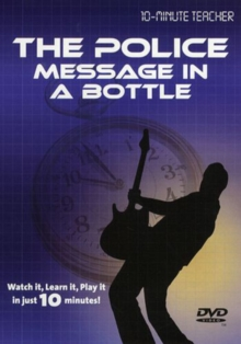 10-minute Teacher: The Police - Message in a Bottle, DVD