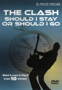 10-minute Teacher: The Clash - Should I Stay Or Should I Go?, DVD