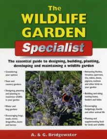 The Wildlife Garden Specialist, Paperback