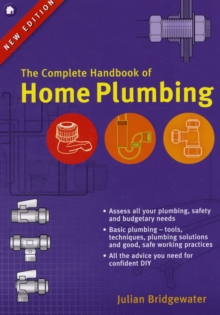 The Complete Handbook of Home Plumbing, Paperback