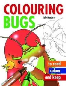 Colouring Bugs, Paperback