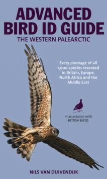 The Advanced Bird Guide : ID of Every Plumage of Every Western Palearctic Species, Paperback Book