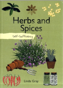Self-sufficiency Herbs and Spices, Paperback
