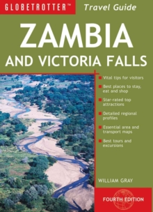 Zambia and Victoria Falls, Mixed media product Book