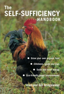 The Self-sufficiency Handbook, Paperback Book
