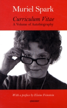 Curriculum Vitae : A Volume of Autobiography, Paperback Book
