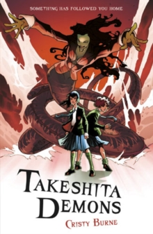 Takeshita Demons, Paperback Book