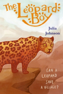 The Leopard Boy, Paperback Book