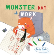 Monster Day at Work, Paperback