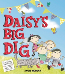 Daisy's Big Dig, Paperback Book