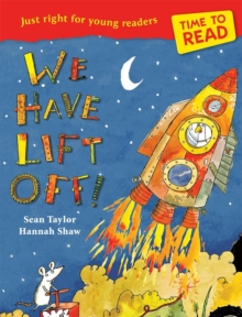 Time to Read: We Have Lift-Off!, Paperback
