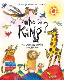 Who is King? : And Other Tales from Africa, Hardback
