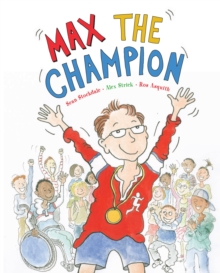 Max the Champion, Paperback Book