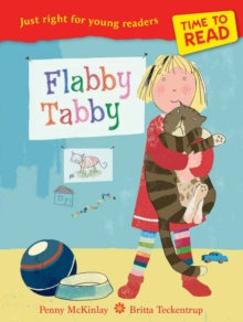 Time to Read: Flabby Tabby, Paperback Book