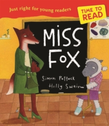 Time to Read: Miss Fox, Paperback Book