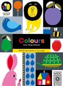 Colours, Board book