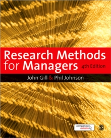 Research Methods for Managers, Paperback
