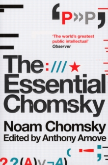 The Essential Chomsky, Paperback