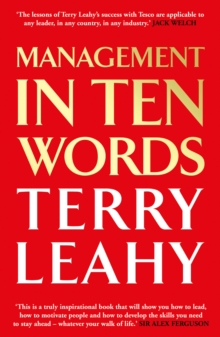 Management in 10 Words, Paperback