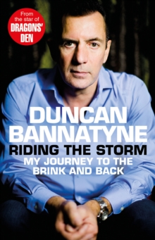 Riding the Storm, Hardback Book