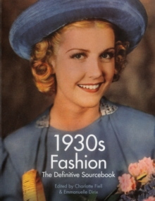 1930s Fashion, Paperback Book