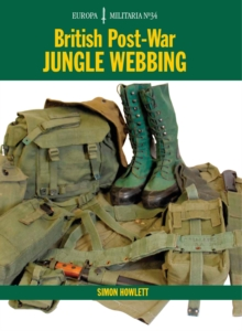 British Post-War Jungle Webbing, Paperback