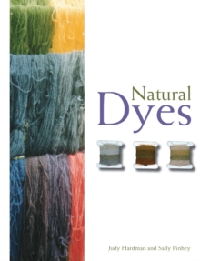 Natural Dyes, Paperback Book