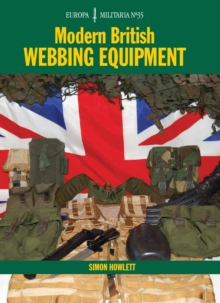 Modern British Webbing Equipment, Paperback