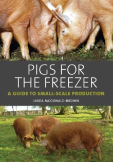 Pigs for the Freezer : A Guide to Small-Scale Production, Hardback