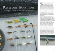 Reservoir Trout Flies : An Angler's Guide to Successful Fly Patterns, Hardback