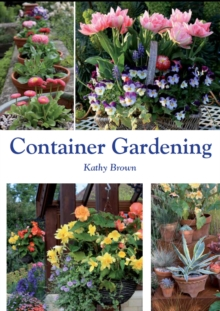 Container Gardening, Paperback Book