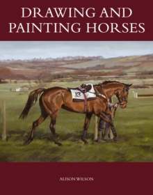 Drawing and Painting Horses, Paperback Book