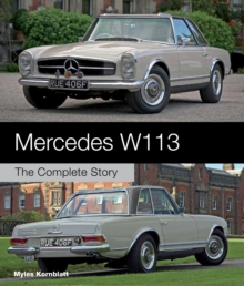 Image of Mercedes W113 : The Complete Story