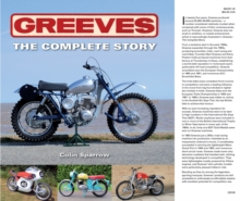 Greeves : The Complete Story, Hardback